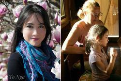 Bức thư của mẹ chồng quý tộc Ý khiến con dâu Việt bật khóc