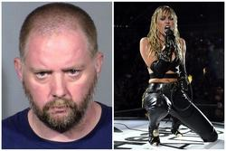 Fan lo sợ khi Miley Cyrus suýt bị tấn công bởi fan cuồng tại iHeart Radio Festival