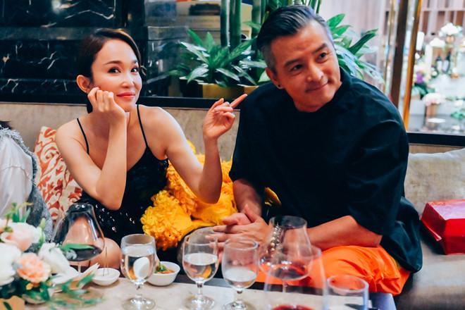 Tiểu Long Nữ Phạm Văn Phương diện váy 2 dây quyến rũ bên Triệu Vy-4