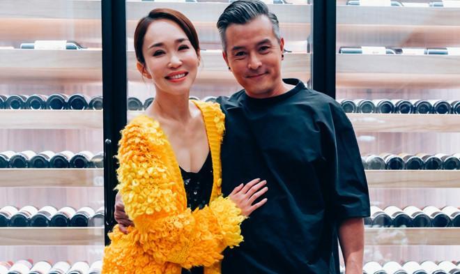 Tiểu Long Nữ Phạm Văn Phương diện váy 2 dây quyến rũ bên Triệu Vy-5
