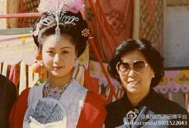 Nữ diễn viên xuất hiện 3 phút nhận cát-xê cao nhất Tây du ký 1986-2