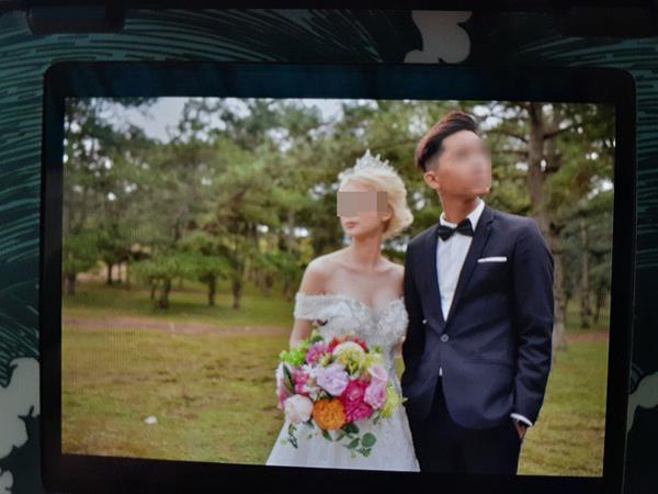 Chụp ảnh cưới xong thì đường ai nấy đi, cô gái bị bạn trai đòi quà, nhẫn cưới và cả tiền chụp-1