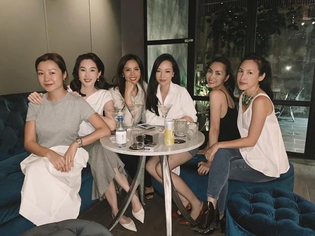 2 lần Tăng Thanh Hà chung khung hình với Đặng Thu Thảo là 2 lần trang phục lấn át cả hoa hậu-1
