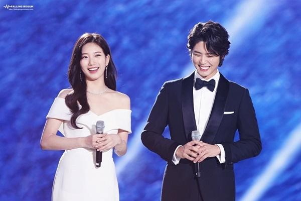 Sau ồn ào người thứ ba giữa Song Joong Ki và Song Hye Kyo, Park Bo Gum nên đôi với mỹ nhân mới trẻ hơn vạn lần?-5