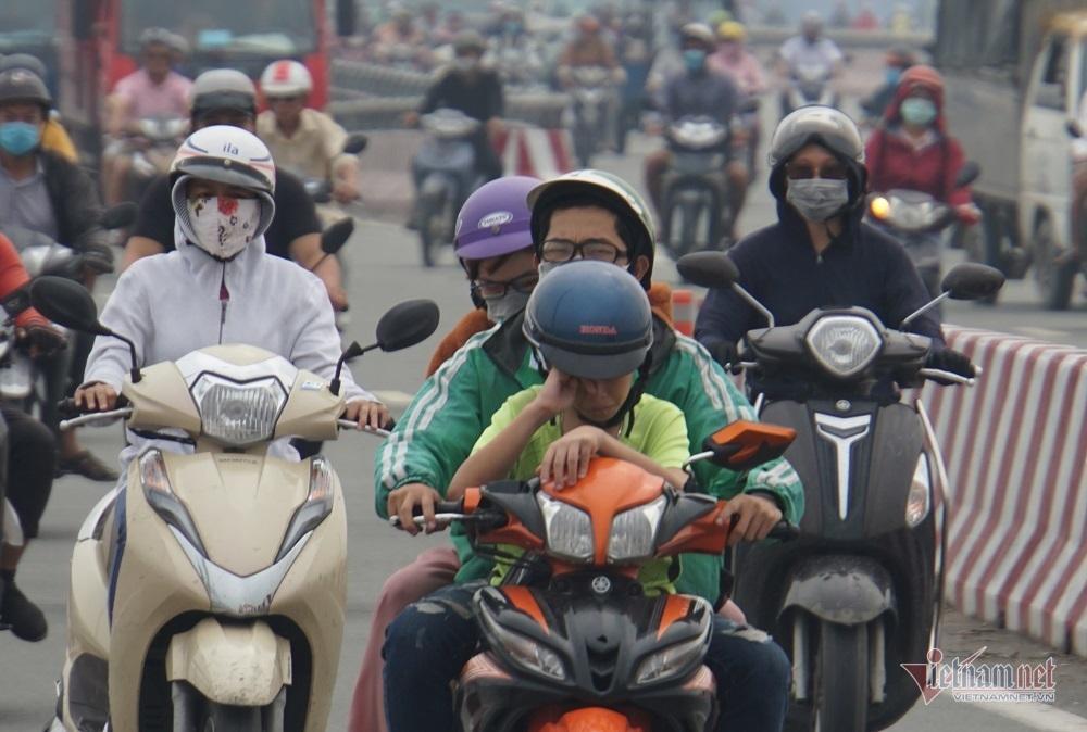 Xác định nguyên nhân cả Sài Gòn mù đặc, ô nhiễm nặng-2