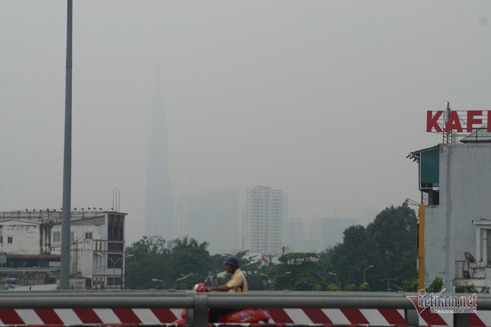 Xác định nguyên nhân cả Sài Gòn mù đặc, ô nhiễm nặng-1