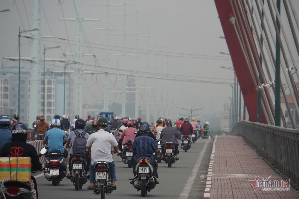 Xác định nguyên nhân cả Sài Gòn mù đặc, ô nhiễm nặng-3
