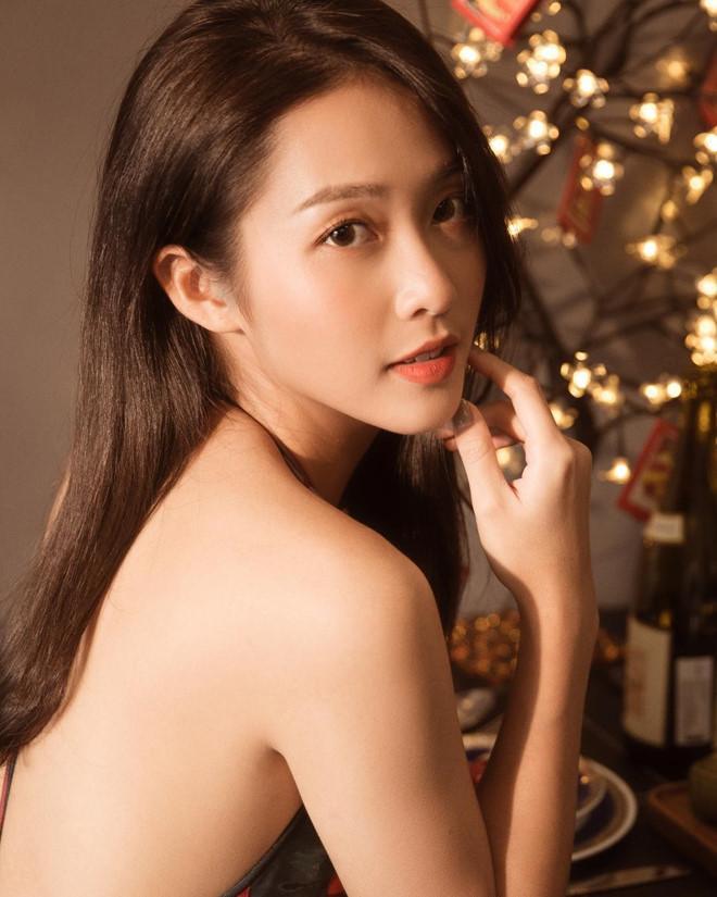 Võ Ngọc Trân và các hot girl được truyền thông Hàn Quốc ưu ái-2