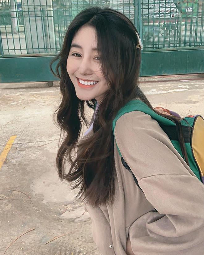 Võ Ngọc Trân và các hot girl được truyền thông Hàn Quốc ưu ái-5