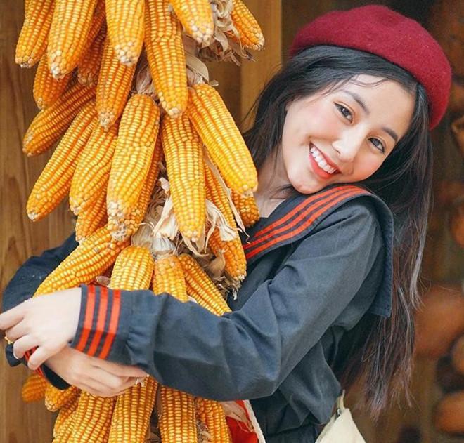 Võ Ngọc Trân và các hot girl được truyền thông Hàn Quốc ưu ái-6