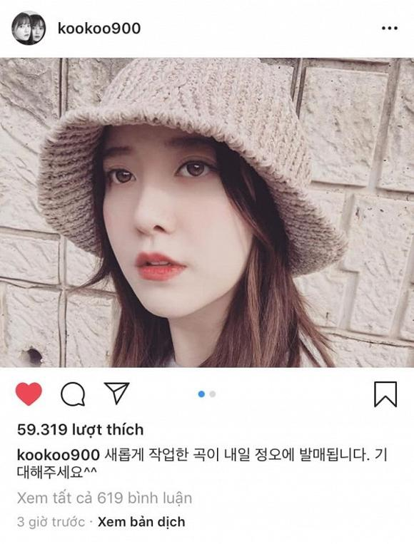Tuyên bố giải nghệ chưa lâu, Goo Hye Sun tự vả vào mặt mình khi tiết lộ sẽ phát hành một bài hát mới-1