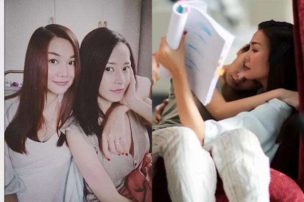 Chi Pu: Tình chị em giữa tôi và Thanh Hằng là thật lòng-2