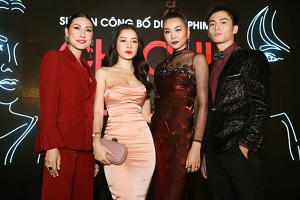 Chi Pu: Tình chị em giữa tôi và Thanh Hằng là thật lòng-3