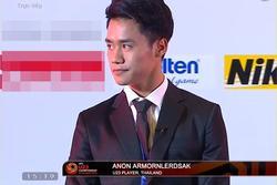 Cầu thủ Thái Lan được tìm kiếm sau lễ bốc thăm chia bảng U23 châu Á