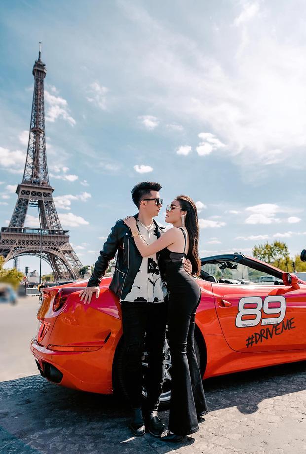 Khoe ảnh cưới chanh sả ở Pháp, nữ giảng viên đình đám MXH Việt làm người xem ngất lịm vì 3 vòng gợi cảm-3