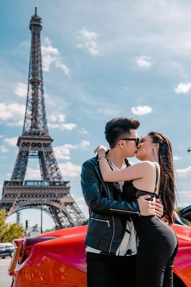Khoe ảnh cưới chanh sả ở Pháp, nữ giảng viên đình đám MXH Việt làm người xem ngất lịm vì 3 vòng gợi cảm-5
