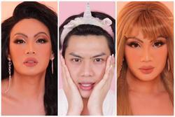 Đào Bá Lộc giả gái như drag queen thực thụ nhưng khẳng định: 'Không có nhu cầu chuyển giới'