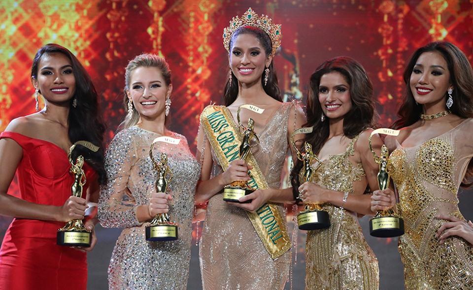 Bi kịch Miss Grand International 2015: Sau 4 năm không tìm ra nổi người chiến thắng-1