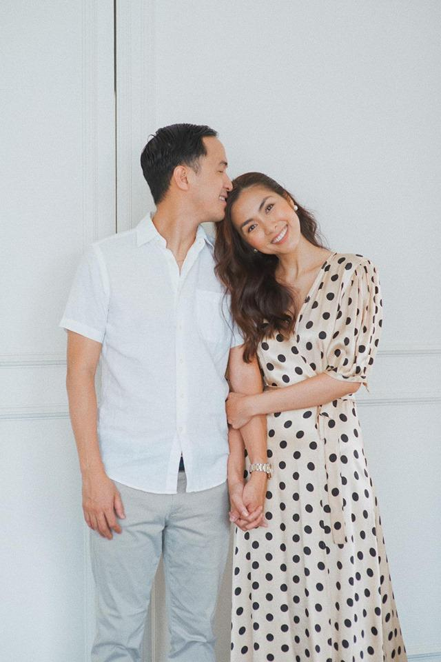 Bác tin hôn nhân trục trặc, Tăng Thanh Hà đăng ảnh ngọt ngào kỷ niệm 10 năm yêu chồng đại gia-1