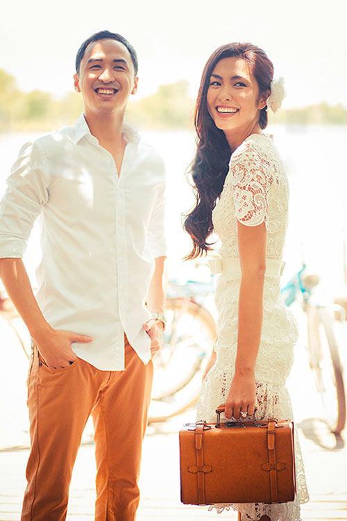Bác tin hôn nhân trục trặc, Tăng Thanh Hà đăng ảnh ngọt ngào kỷ niệm 10 năm yêu chồng đại gia-2