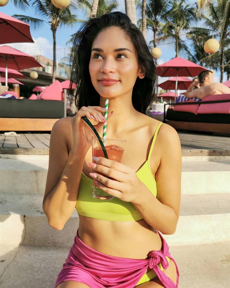 Bản tin Hoa hậu Hoàn vũ 27/9: HHen Niê khẳng định đẳng cấp best waist, khó mỹ nữ nào đủ trình so bì-2