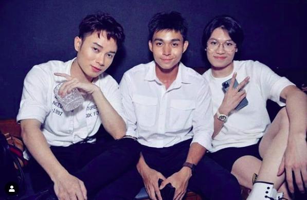 Clip: Tam ca áo trắng Trúc Nhân - Jun Phạm - Quang Trung hội ngộ thể hiện hit Ngồi hát đỡ buồn-1