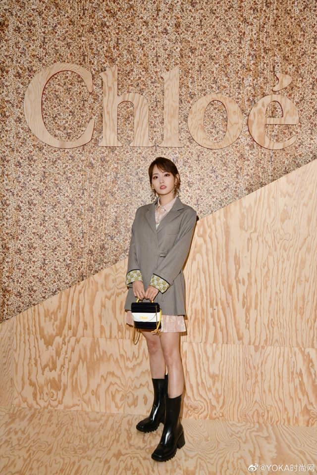 Quên Angelababy đi, mỹ nhân hai con Trương Gia Nghê mới là niềm tự hào châu Á tại Tuần lễ thời trang Paris-4