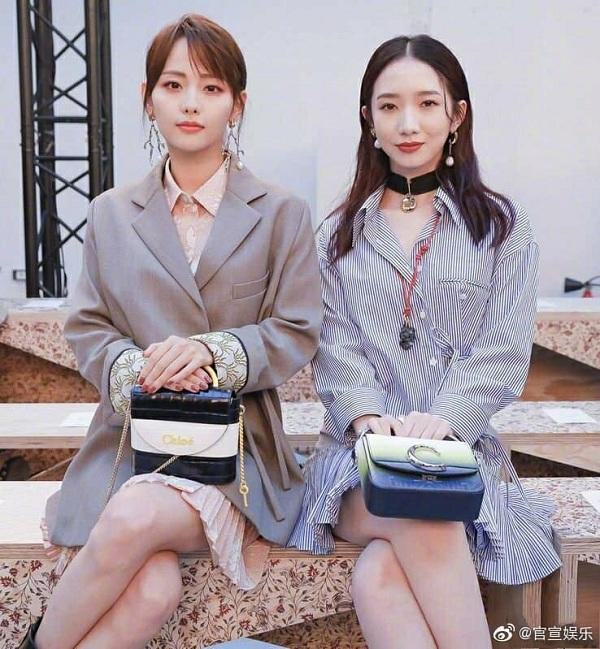 Quên Angelababy đi, mỹ nhân hai con Trương Gia Nghê mới là niềm tự hào châu Á tại Tuần lễ thời trang Paris-5