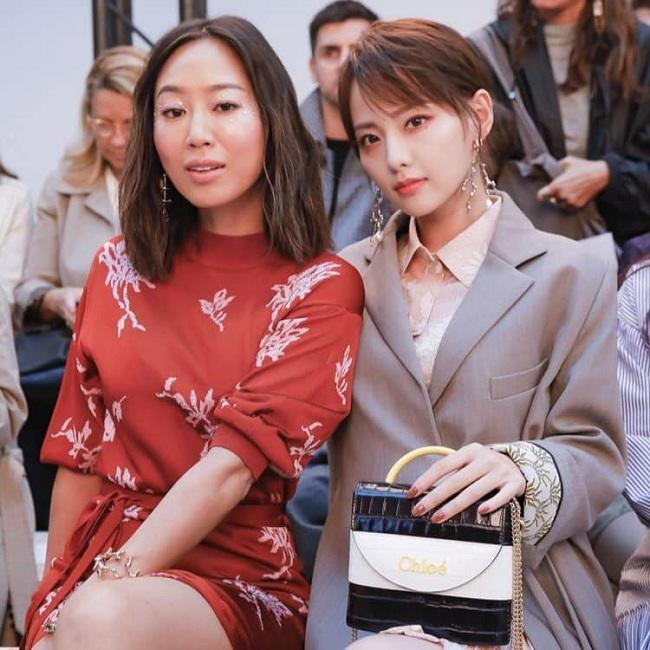 Quên Angelababy đi, mỹ nhân hai con Trương Gia Nghê mới là niềm tự hào châu Á tại Tuần lễ thời trang Paris-6