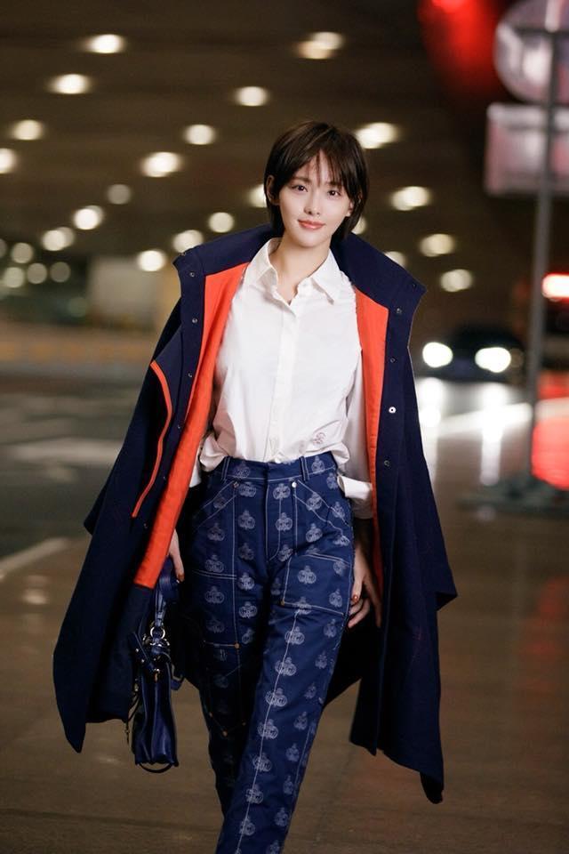 Quên Angelababy đi, mỹ nhân hai con Trương Gia Nghê mới là niềm tự hào châu Á tại Tuần lễ thời trang Paris-7