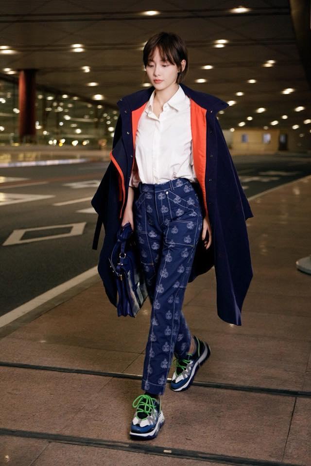 Quên Angelababy đi, mỹ nhân hai con Trương Gia Nghê mới là niềm tự hào châu Á tại Tuần lễ thời trang Paris-8