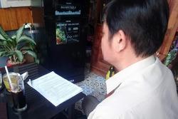 Đề nghị gia hạn thời gian thanh tra vụ hiệu phó lộ ảnh nóng