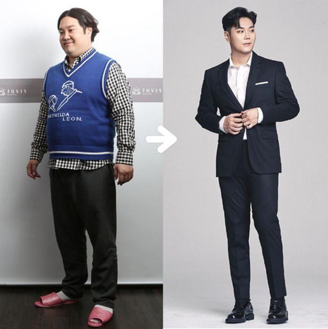 Sao Hàn thay đổi khó nhận ra sau khi giảm cân-7