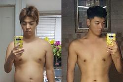 Sao Hàn thay đổi khó nhận ra sau khi giảm cân