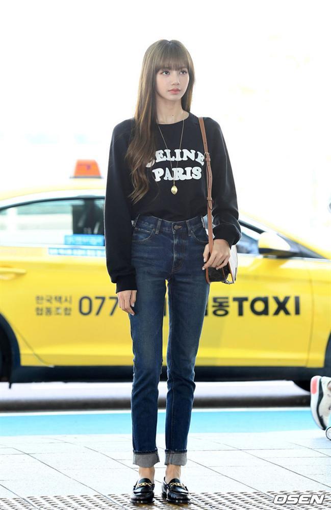 Lisa (Black Pink) hút hàng triệu lượt tìm kiếm sau Paris Fashion Week-10