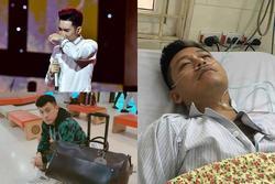 Không riêng Quang Hà, nhiều ca sĩ Việt từng lao đao, suy sụp đến đổ bệnh vì show diễn 'biến mất' trước giờ G