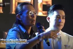 Nhạc công show Quang Hà: 'Đồ tôi dành cả đời mới mua nổi đã thành tro'