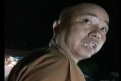Nhà sư Toàn xuất hiện, giải thích việc bị tố 'gạ tình' phóng viên