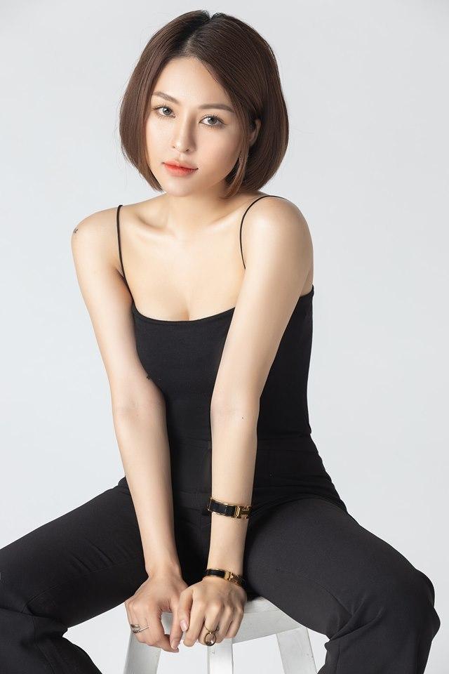 Hot girl Trâm Anh trở lại với phong cách sexy sau scandal tai tiếng-2