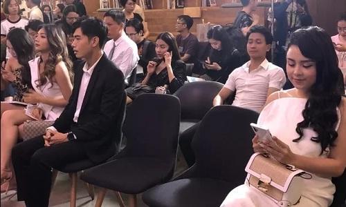 Thái Trinh bật khóc bỏ về giữa sự kiện, Quang Đăng hoang mang: Tôi không biết thực hư thế nào-1