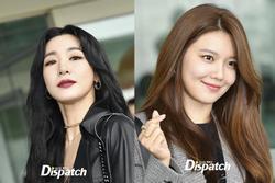 Cựu thành viên SNSD: Tiffany và Soo Young style đối lập 180 độ tại sân bay