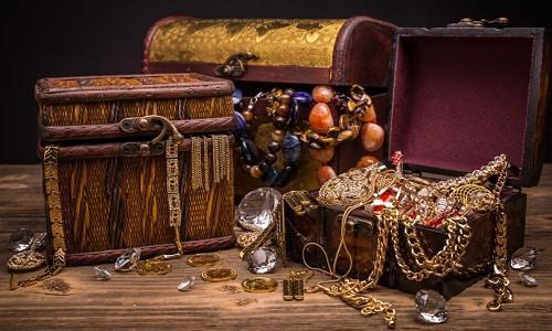 Đặt 4 vật phong thủy này trong nhà đánh thức hố vàng, tiền bạc nhiều tiêu hoài không hết-2