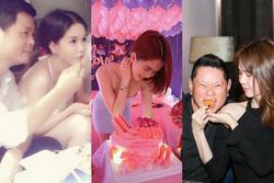 Dàn bạn trai chúc mừng sinh nhật Ngọc Trinh qua nhiều mùa: Chịu chi nhất vẫn là người giấu mặt thứ 3