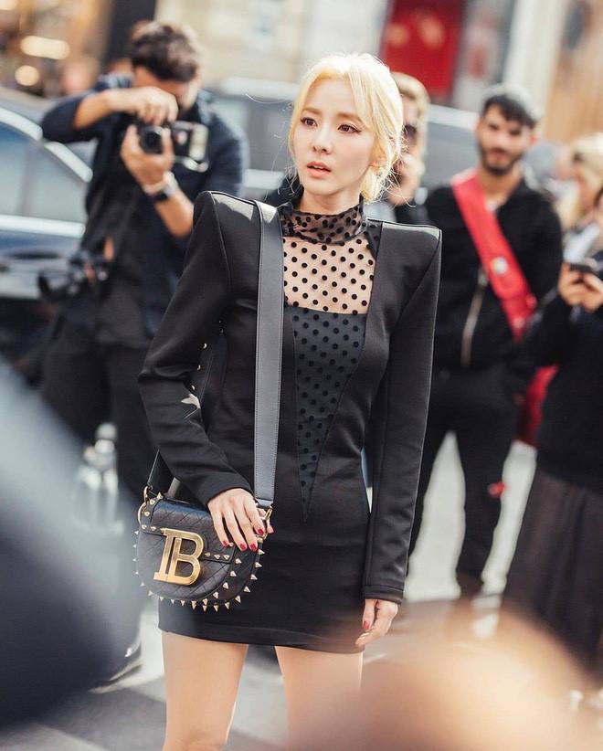 Dara (2NE1) lấy lại phong độ nhan sắc sau khi bị chê già-2