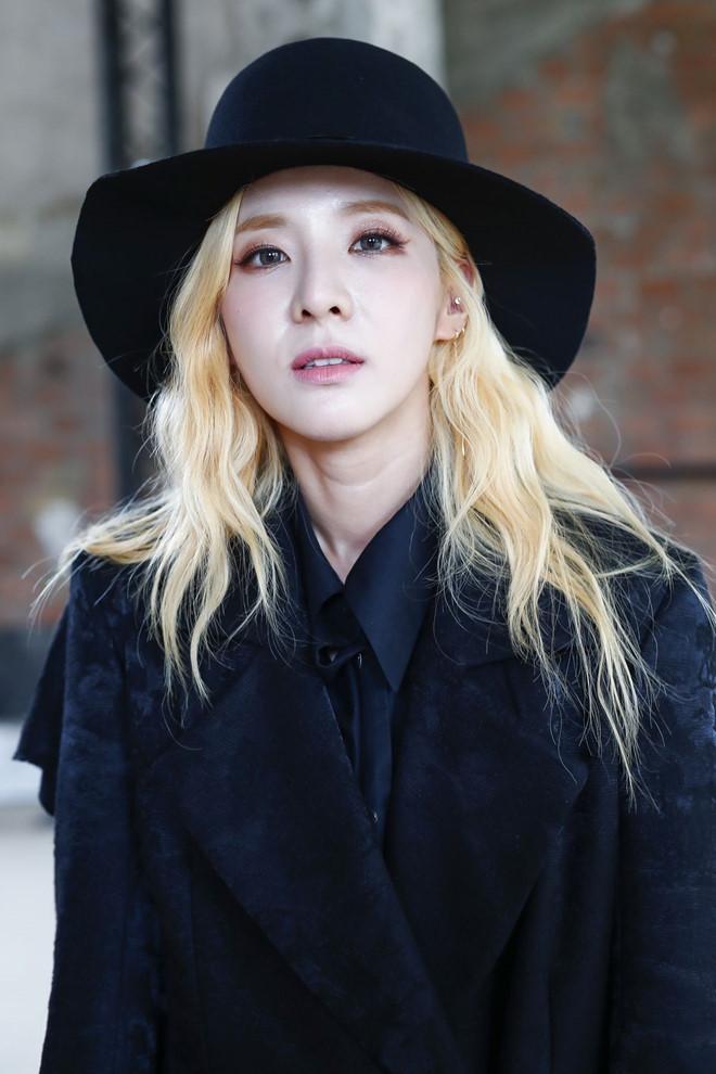 Dara (2NE1) lấy lại phong độ nhan sắc sau khi bị chê già-6