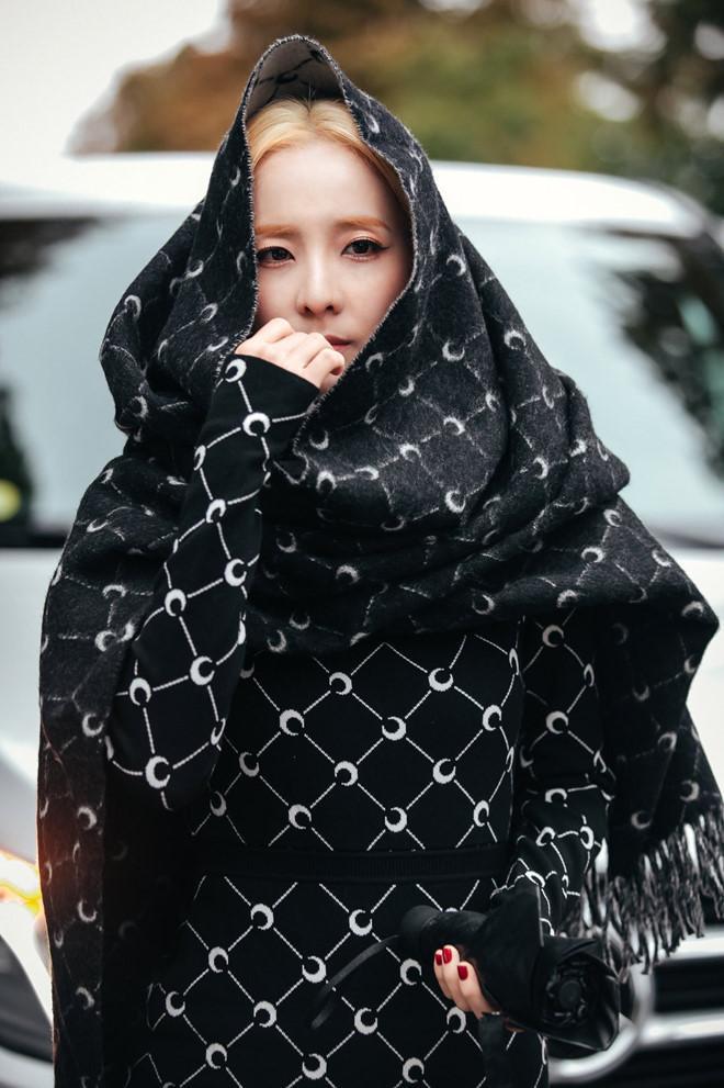 Dara (2NE1) lấy lại phong độ nhan sắc sau khi bị chê già-7