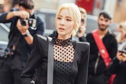 Dara (2NE1) lấy lại phong độ nhan sắc sau khi bị chê già
