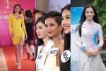 Đẹp nổi bật ngày tuyển sinh, H'Hen Niê - Phạm Hương - Tiểu Vy được khen 'thoáng nhìn đã ra hoa hậu'