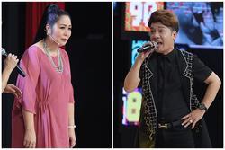 Minh Nhí tố cáo Hồng Vân từng tụt quần mình khi đi lưu diễn