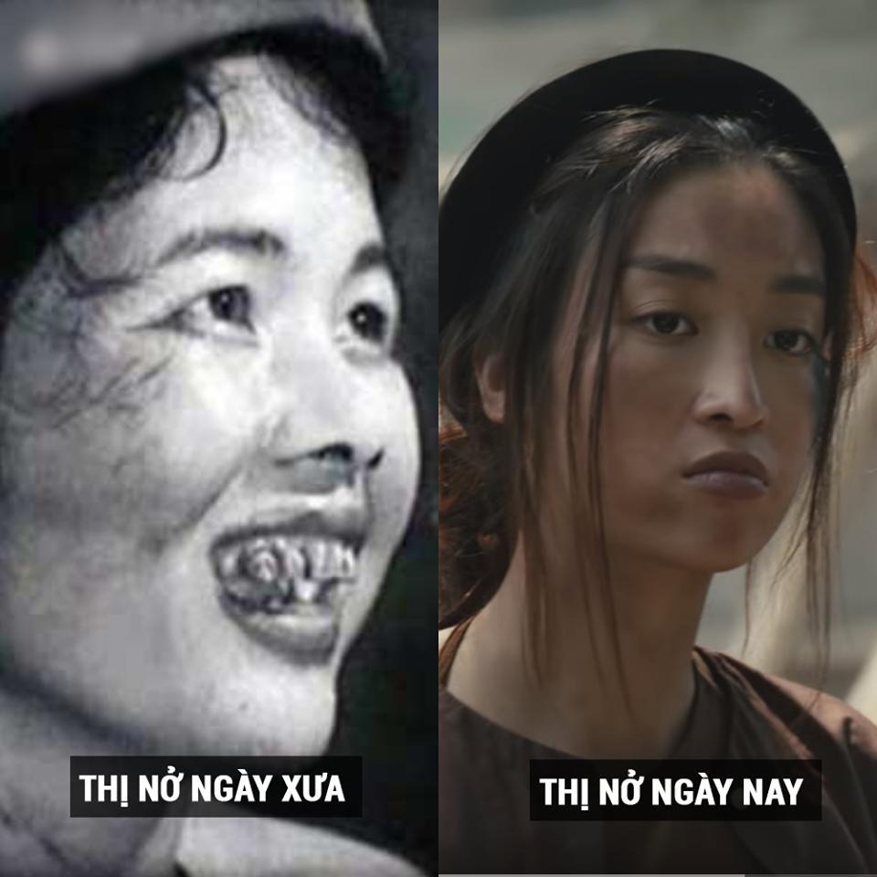 Đỗ Mỹ Linh đóng vai Thị Nở trong MV mới của Đức Phúc nhưng người xem chỉ thấy hàm răng sai quá sai-7